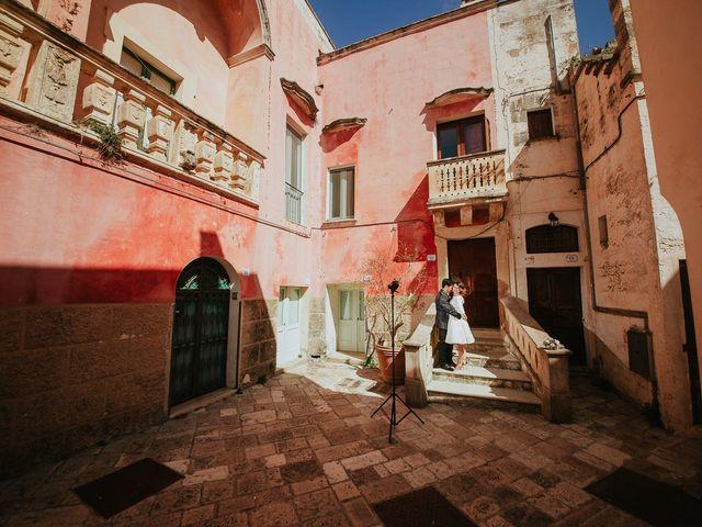 Il matrimonio di Antonio e Giusi a Specchia, Lecce 99