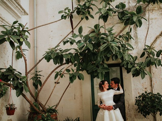 Il matrimonio di Antonio e Giusi a Specchia, Lecce 100