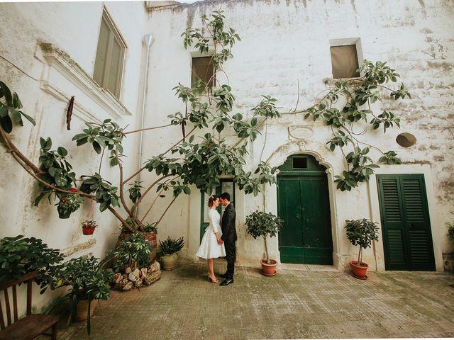 Il matrimonio di Antonio e Giusi a Specchia, Lecce 101