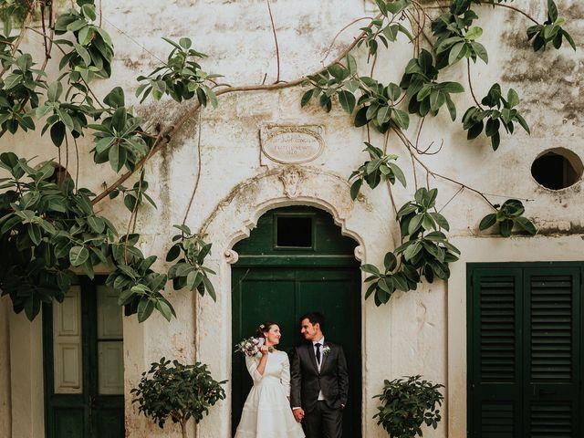 Il matrimonio di Antonio e Giusi a Specchia, Lecce 103