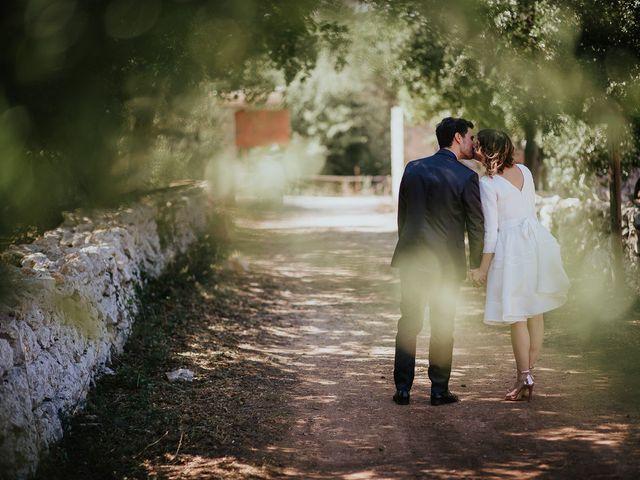 Il matrimonio di Antonio e Giusi a Specchia, Lecce 104