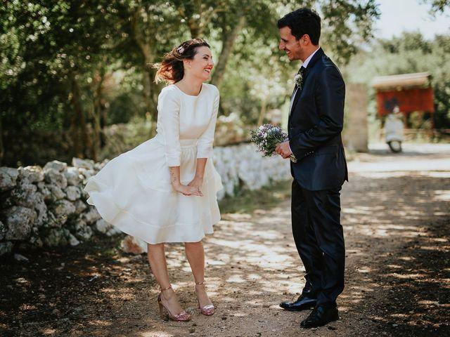 Il matrimonio di Antonio e Giusi a Specchia, Lecce 105