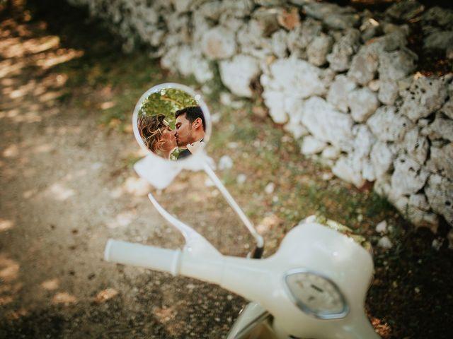 Il matrimonio di Antonio e Giusi a Specchia, Lecce 107