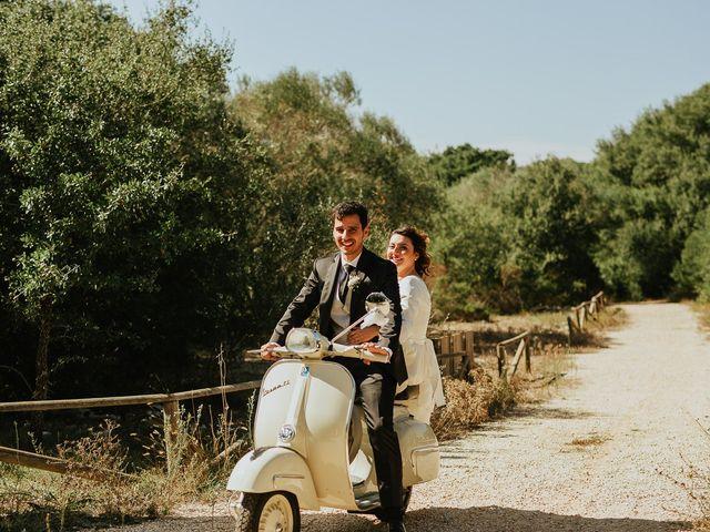 Il matrimonio di Antonio e Giusi a Specchia, Lecce 109