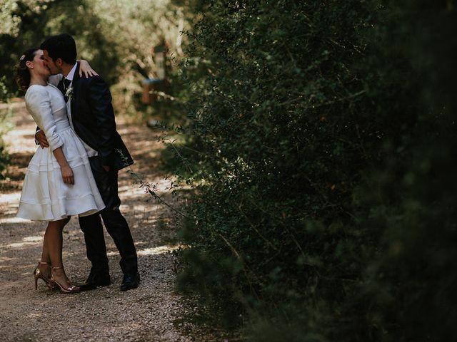 Il matrimonio di Antonio e Giusi a Specchia, Lecce 112