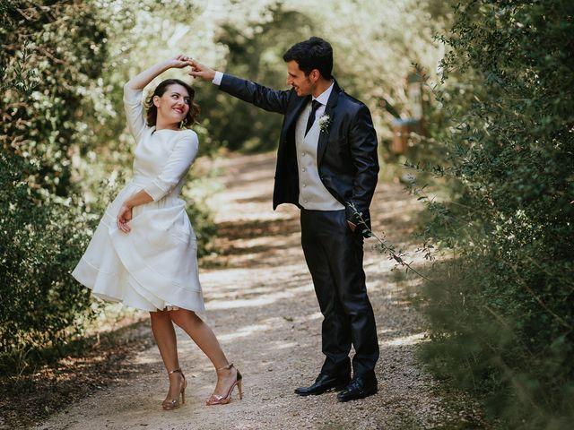Il matrimonio di Antonio e Giusi a Specchia, Lecce 113