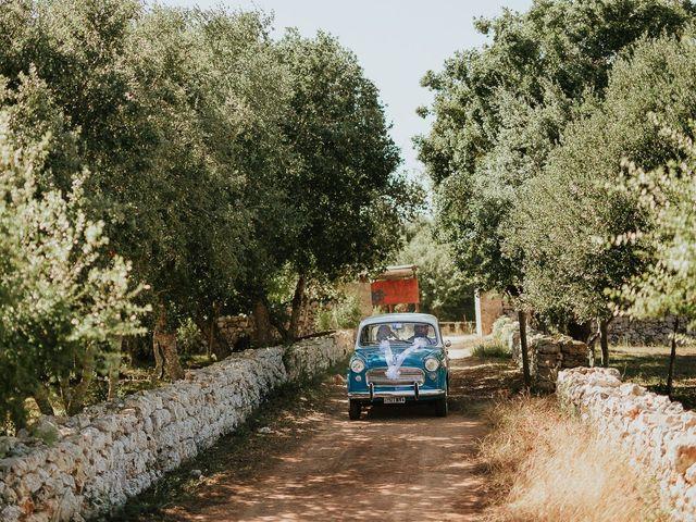 Il matrimonio di Antonio e Giusi a Specchia, Lecce 120