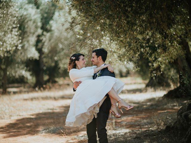 Il matrimonio di Antonio e Giusi a Specchia, Lecce 123