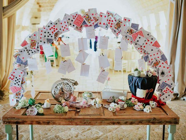 Il matrimonio di Antonio e Giusi a Specchia, Lecce 135