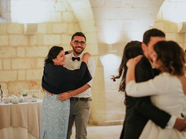 Il matrimonio di Antonio e Giusi a Specchia, Lecce 144