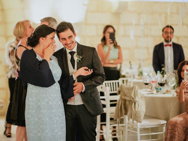 Il matrimonio di Antonio e Giusi a Specchia, Lecce 145