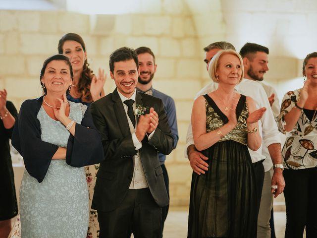 Il matrimonio di Antonio e Giusi a Specchia, Lecce 149