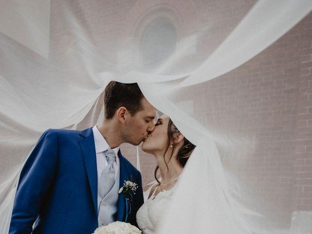 Il matrimonio di Andrea e Ilaria a Cassano Magnago, Varese 26