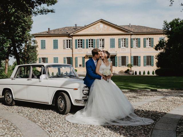 Il matrimonio di Andrea e Ilaria a Cassano Magnago, Varese 27