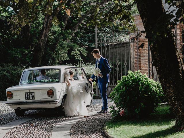 Il matrimonio di Andrea e Ilaria a Cassano Magnago, Varese 29