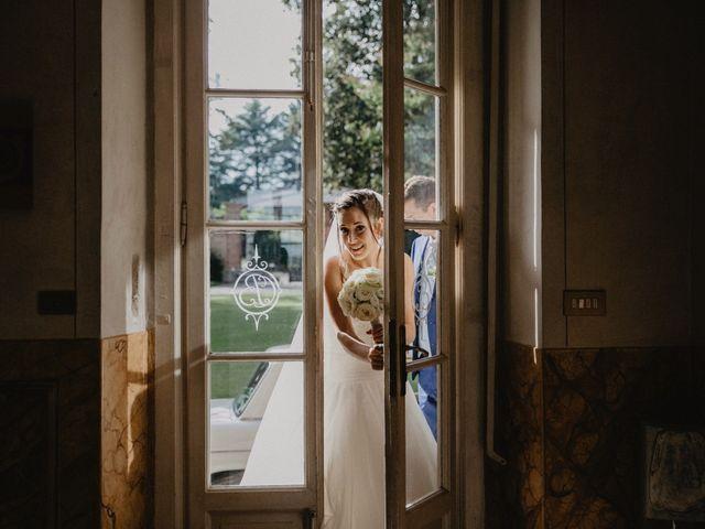 Il matrimonio di Andrea e Ilaria a Cassano Magnago, Varese 30