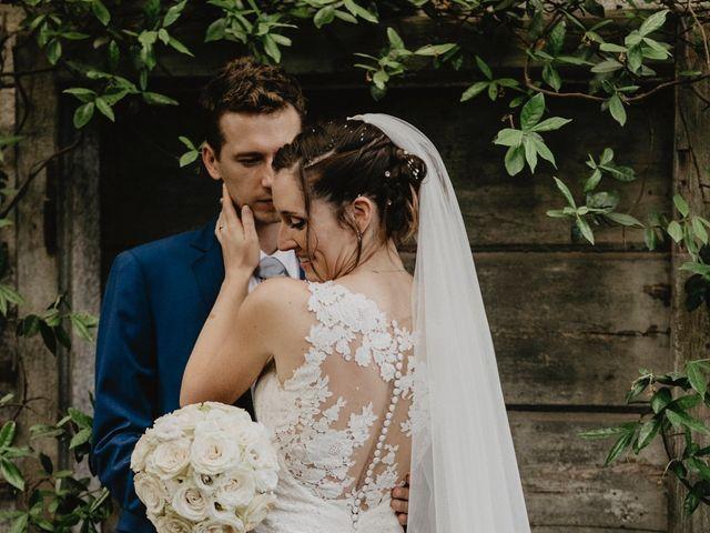 Il matrimonio di Andrea e Ilaria a Cassano Magnago, Varese 33