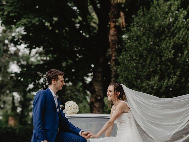 Il matrimonio di Andrea e Ilaria a Cassano Magnago, Varese 34