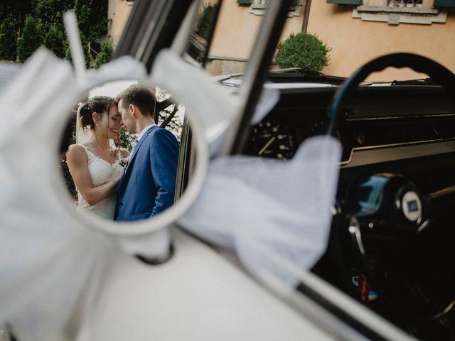 Il matrimonio di Andrea e Ilaria a Cassano Magnago, Varese 36