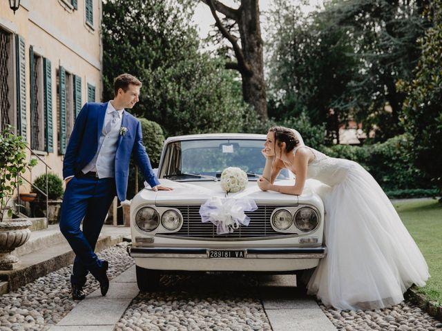 Il matrimonio di Andrea e Ilaria a Cassano Magnago, Varese 37
