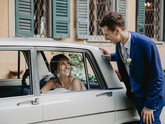 Il matrimonio di Andrea e Ilaria a Cassano Magnago, Varese 38