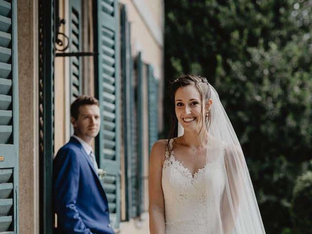 Il matrimonio di Andrea e Ilaria a Cassano Magnago, Varese 39