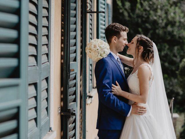 Il matrimonio di Andrea e Ilaria a Cassano Magnago, Varese 40