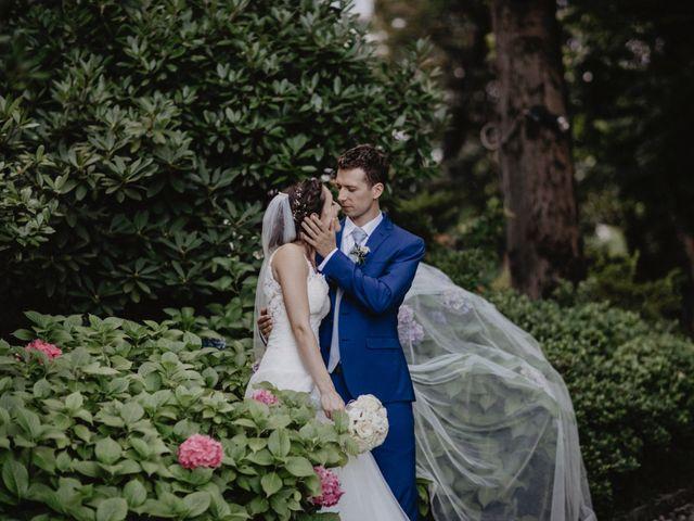Il matrimonio di Andrea e Ilaria a Cassano Magnago, Varese 41