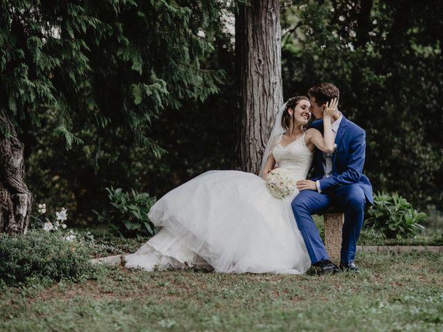 Il matrimonio di Andrea e Ilaria a Cassano Magnago, Varese 42