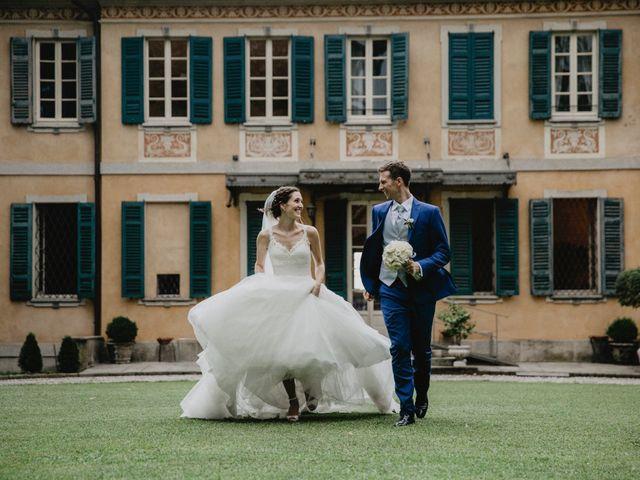 Il matrimonio di Andrea e Ilaria a Cassano Magnago, Varese 43