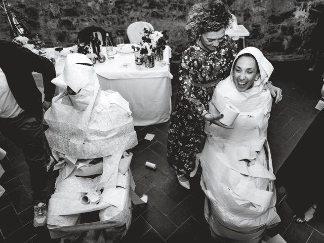 Il matrimonio di Gabriele e Elena a Campiglia Marittima, Livorno 27