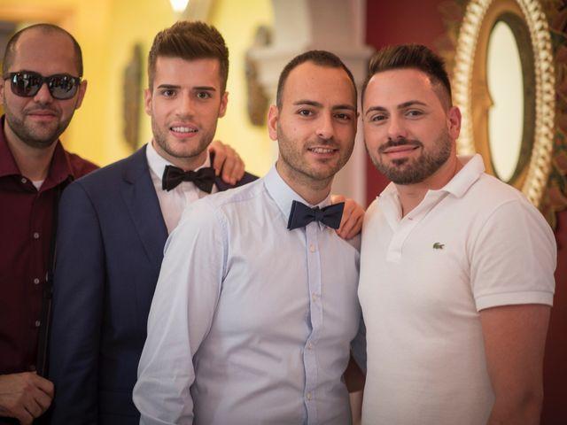 Il matrimonio di Alessio e Erika a Taormina, Messina 18