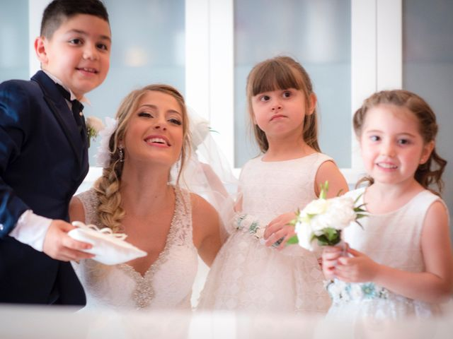 Il matrimonio di Alessio e Erika a Taormina, Messina 20