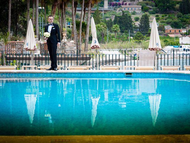 Il matrimonio di Alessio e Erika a Taormina, Messina 27