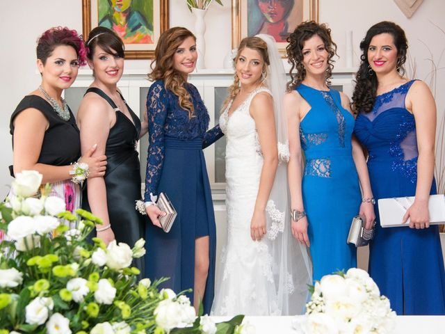 Il matrimonio di Alessio e Erika a Taormina, Messina 36