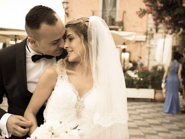 Il matrimonio di Alessio e Erika a Taormina, Messina 47