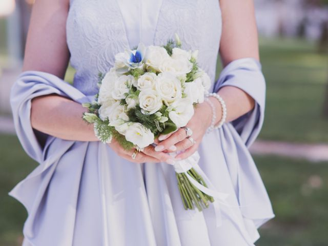 Il matrimonio di Dirk e Kateline a Francavilla Fontana, Brindisi 8
