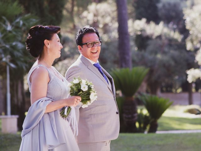 Il matrimonio di Dirk e Kateline a Francavilla Fontana, Brindisi 9