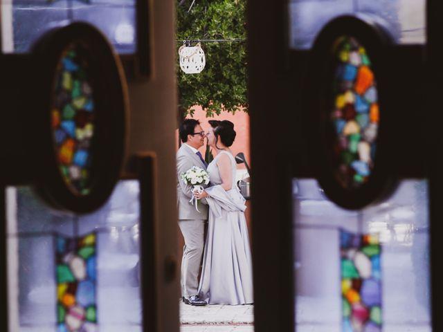 Il matrimonio di Dirk e Kateline a Francavilla Fontana, Brindisi 14