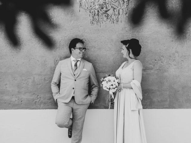 Il matrimonio di Dirk e Kateline a Francavilla Fontana, Brindisi 15