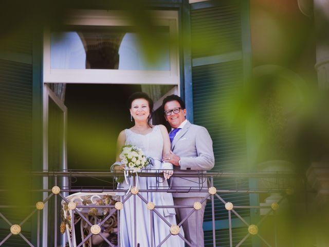 Il matrimonio di Dirk e Kateline a Francavilla Fontana, Brindisi 16