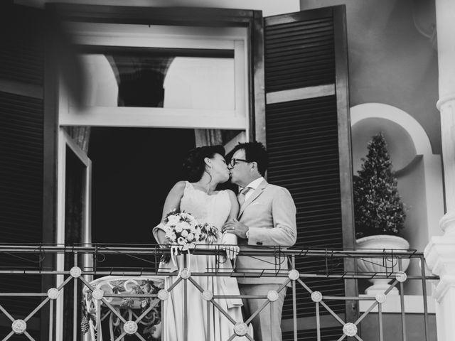 Il matrimonio di Dirk e Kateline a Francavilla Fontana, Brindisi 18