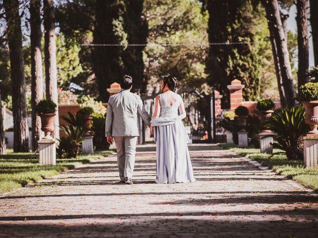Il matrimonio di Dirk e Kateline a Francavilla Fontana, Brindisi 19