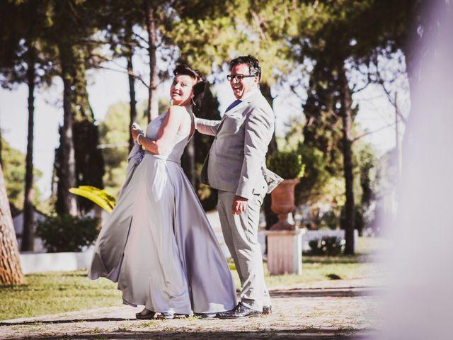 Il matrimonio di Dirk e Kateline a Francavilla Fontana, Brindisi 23