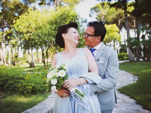 Il matrimonio di Dirk e Kateline a Francavilla Fontana, Brindisi 76