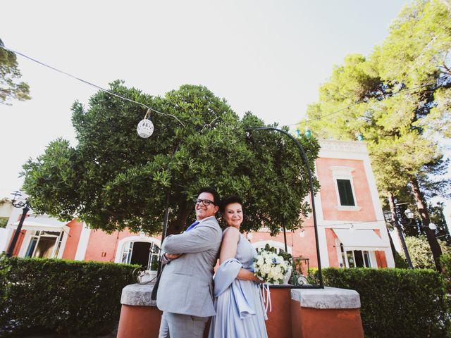 Il matrimonio di Dirk e Kateline a Francavilla Fontana, Brindisi 81