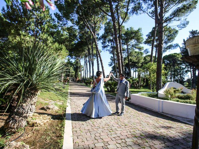 Il matrimonio di Dirk e Kateline a Francavilla Fontana, Brindisi 89