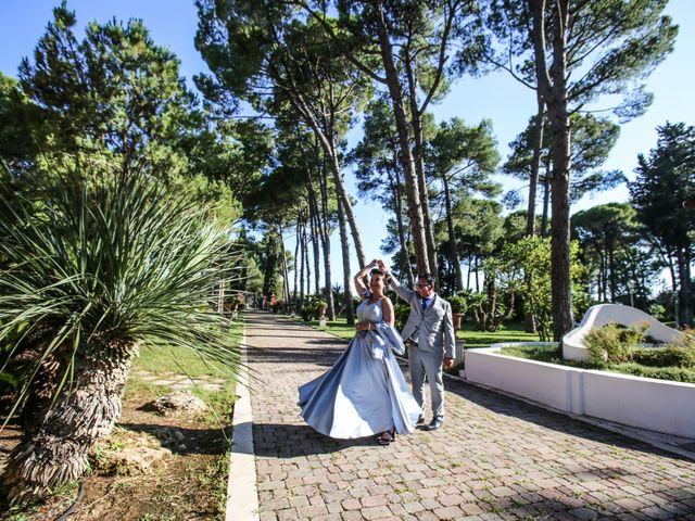 Il matrimonio di Dirk e Kateline a Francavilla Fontana, Brindisi 90