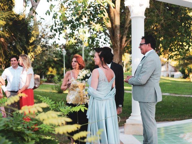 Il matrimonio di Dirk e Kateline a Francavilla Fontana, Brindisi 91