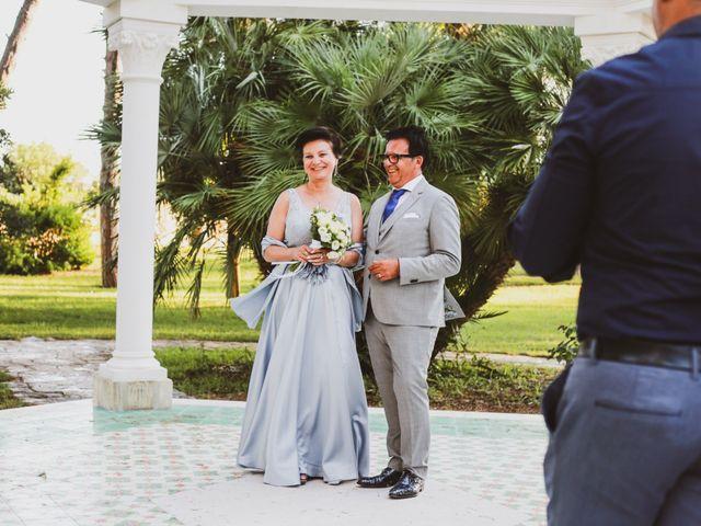 Il matrimonio di Dirk e Kateline a Francavilla Fontana, Brindisi 92